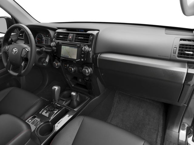 2017 toyota 4runner trd off road premium chicago il 2017 toyota 4runner limited interior