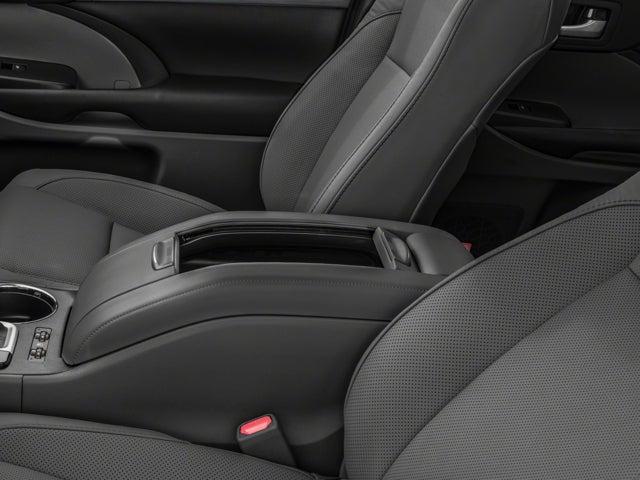 2017 Toyota Highlander Limited Platinum Chicago Il