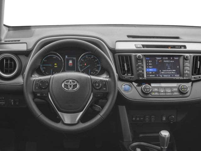 2017 Toyota Rav4 Hybrid Limited Chicago Il Serving Orland Park Hodgkins Lagrange Illinois