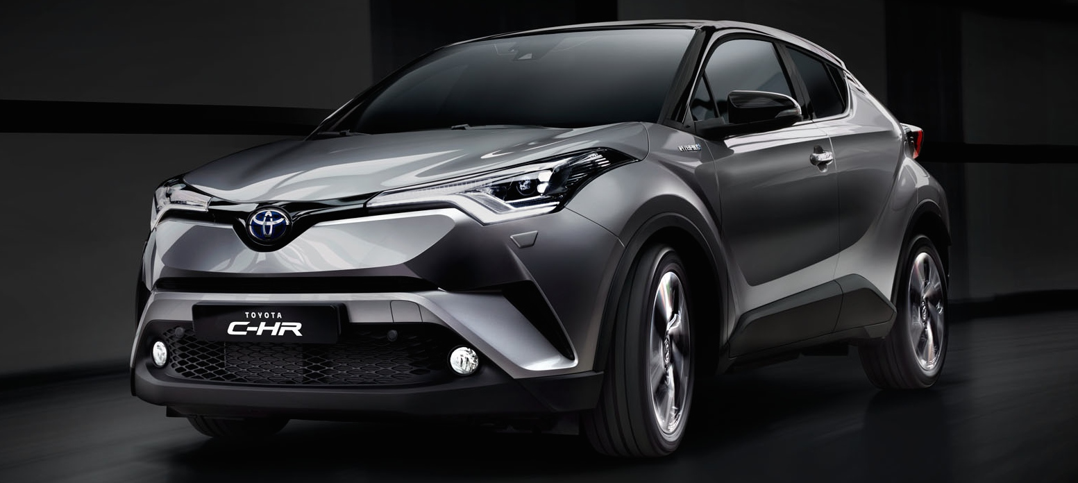 The 2018 Toyota C-HR | Continental Toyota News