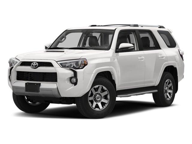 2018 Toyota 4runner Trd Off Road Premium Chicago Il