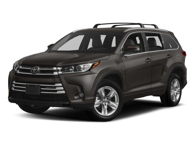 2018 Toyota Highlander Limited Chicago Il Serving Orland