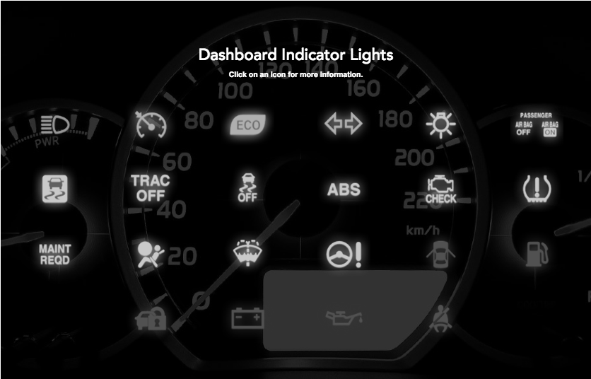 What Do Car Dashboard Warning Lights Mean Continental Toyota