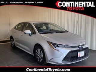 Used 2021 Toyota Corolla For Sale Hodgkins Il Near Chicago Tn21802