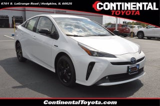 2021 Toyota Prius For Sale Hodgkins Il Near Chicago N21011