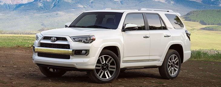 Toyotacare Roadside Assistance Number >> 2016 Toyota 4Runner SR5 vs Limited   Hodgkins, IL