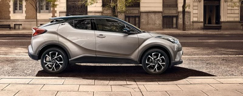 2018 Toyota C Hr Review Specs Toyota Dealership In Hodgkins Il