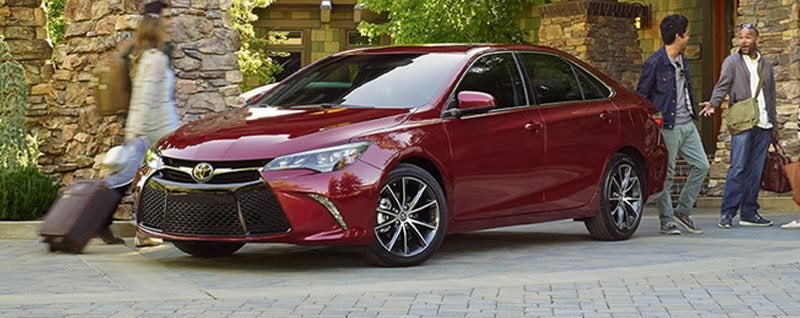 2017 Toyota Camry Se See Pricing For Le
