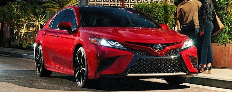 2018 Toyota Camry Review Dealership Near Chicago